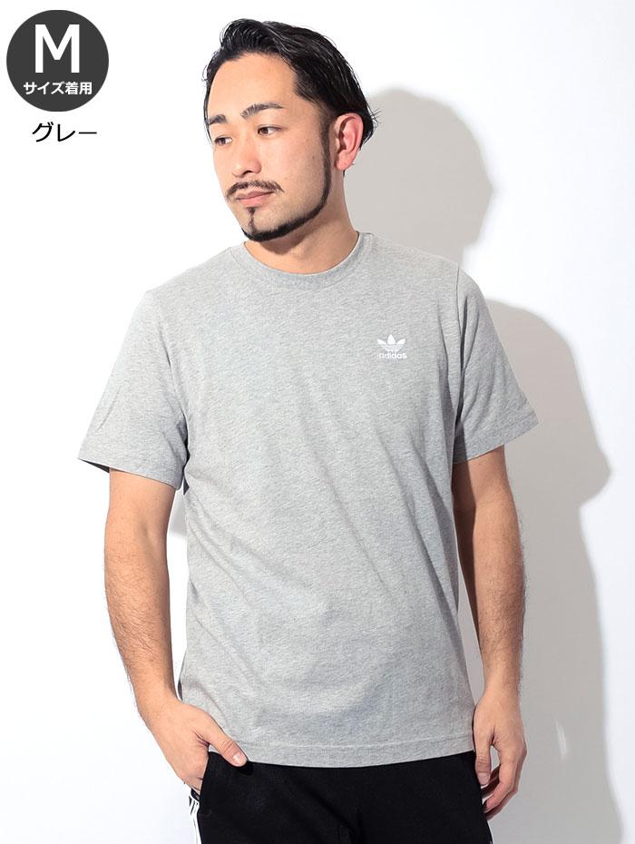 adidasアディダスのTシャツ Essential04