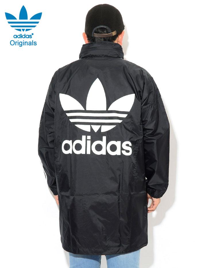 adidasアディダスのジャケット Long Windbreaker03
