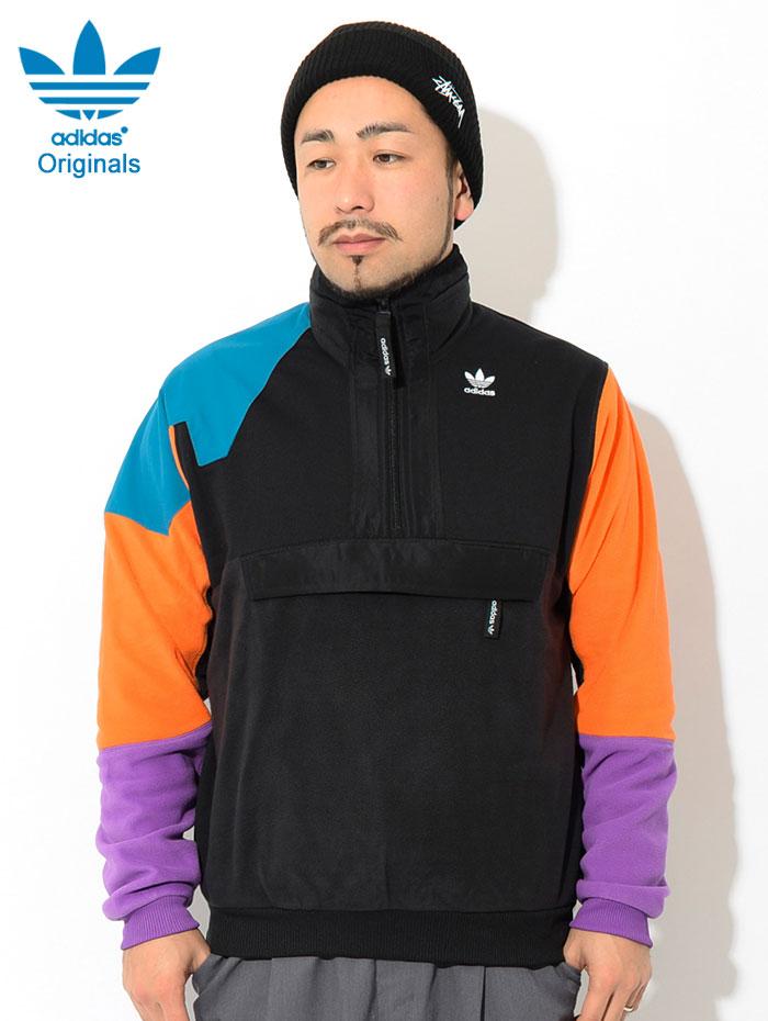 adidasアディダスのジャケット PT3 Fleece Half Zip02