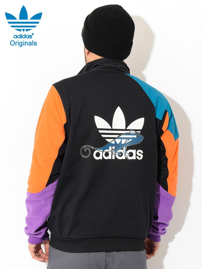 adidasアディダスのジャケット PT3 Fleece Half Zip03