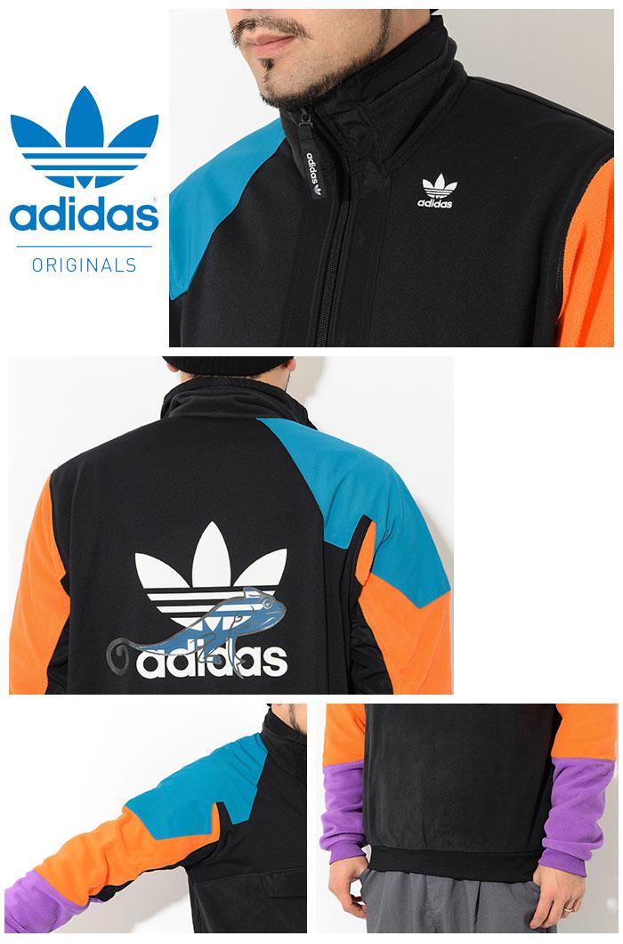 adidasアディダスのジャケット PT3 Fleece Half Zip04