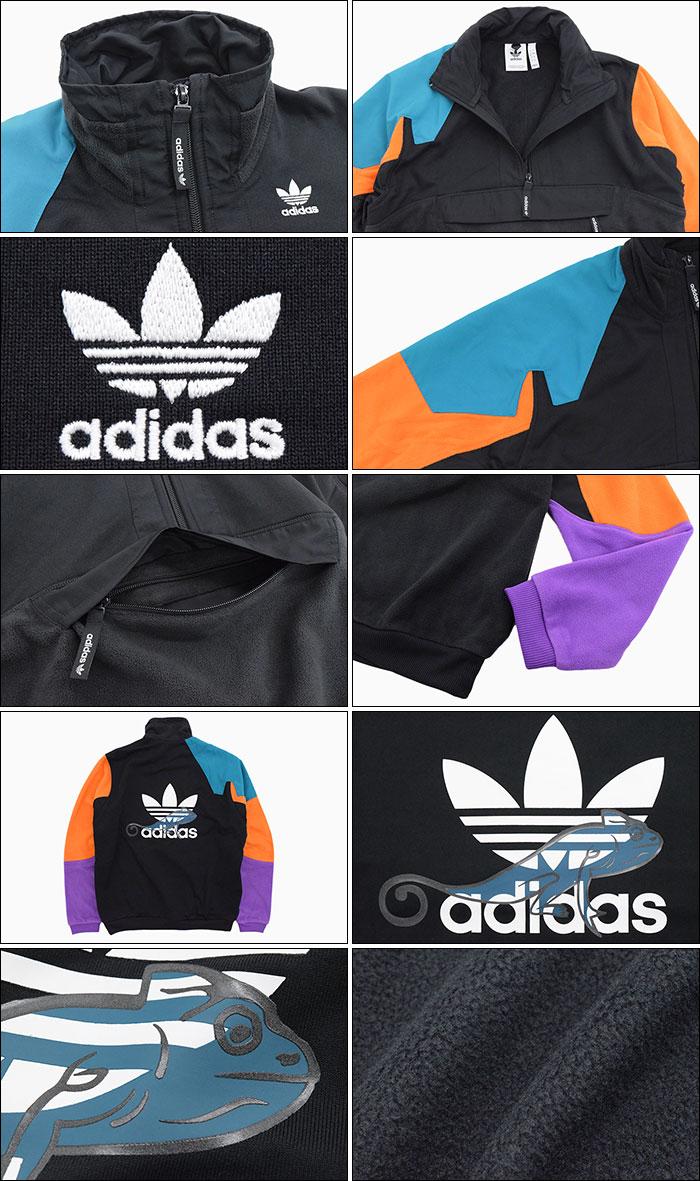 adidasアディダスのジャケット PT3 Fleece Half Zip05