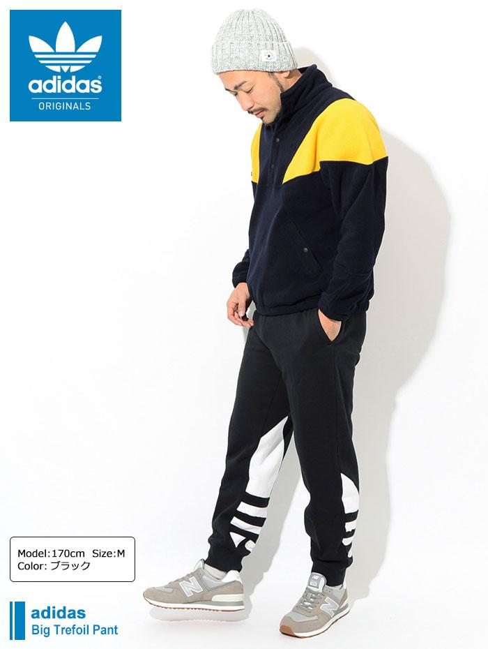 adidasアディダスのパンツ Big Trefoil Pant01