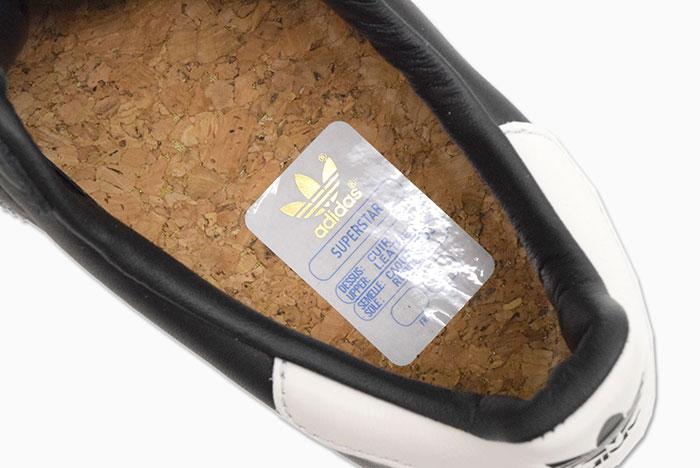 adidasアディダスのスニーカー スーパースター07