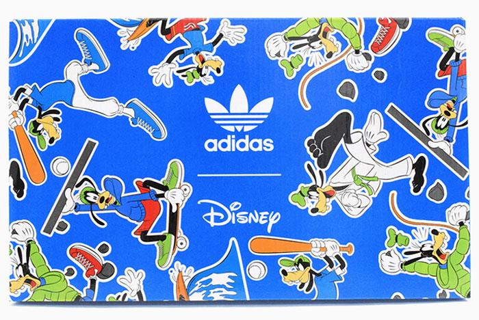 adidasアディダスのスニーカー Disney 3MC SPORT GOOFY09