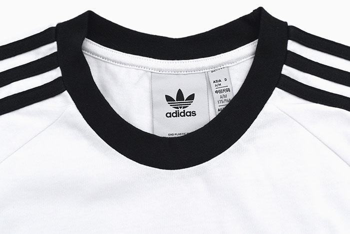 adidasアディダスのTシャツ 3 Stripes05