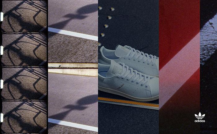adidasアディダスのスニーカー スタンスミス01