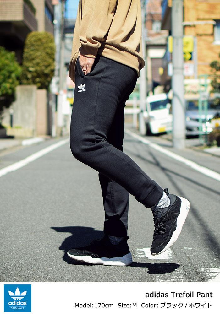 adidasアディダスのパンツ Trefoil Pant01