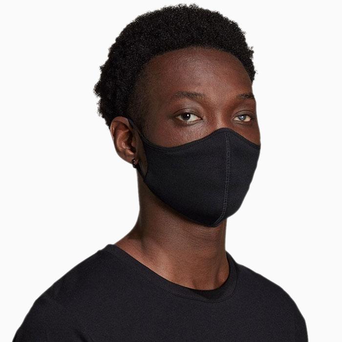 adidasアディダスのマスク Face Covers 3-Pack14