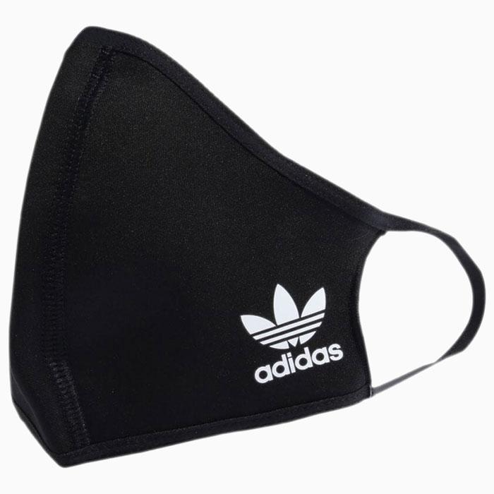 adidasアディダスのマスク Face Covers 3-Pack05