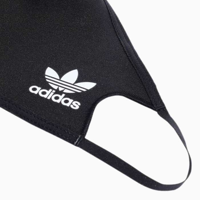 adidasアディダスのマスク Face Covers 3-Pack07