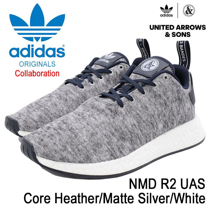 adidasアディダスのスニーカー NMD R2 UAS02