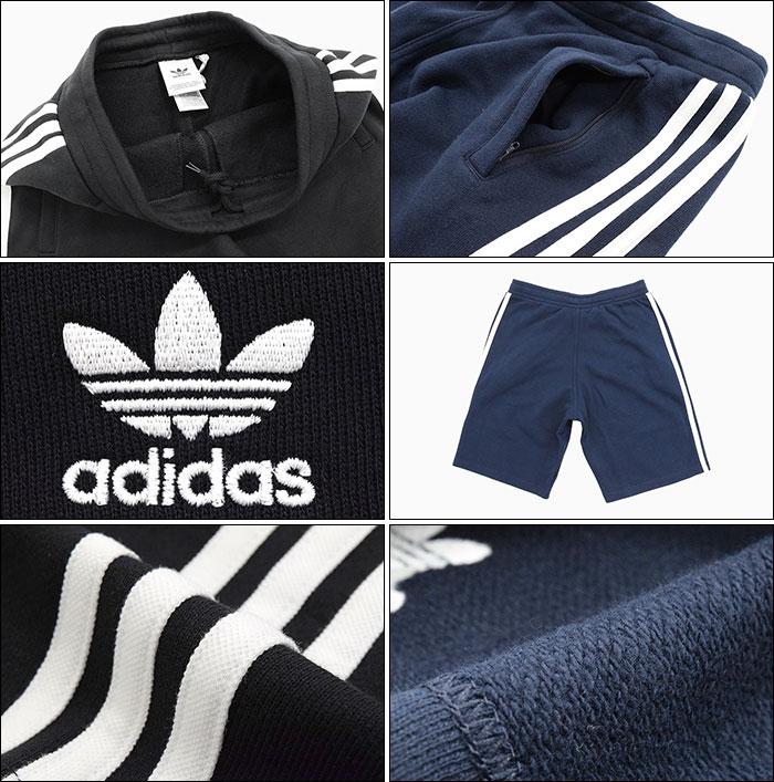 adidasアディダスのハーフパンツ 3 Stripes Short04