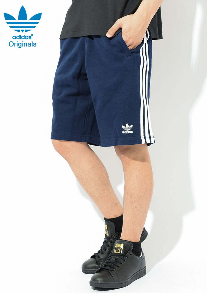 adidasアディダスのハーフパンツ 3 Stripes Short02