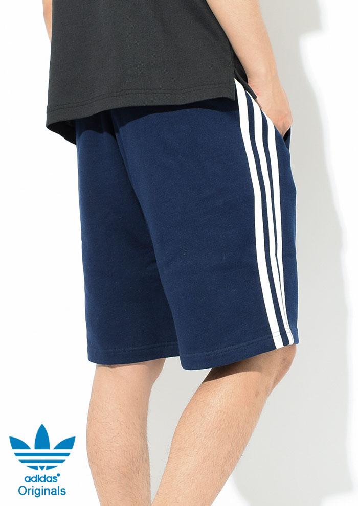 adidasアディダスのハーフパンツ 3 Stripes Short03