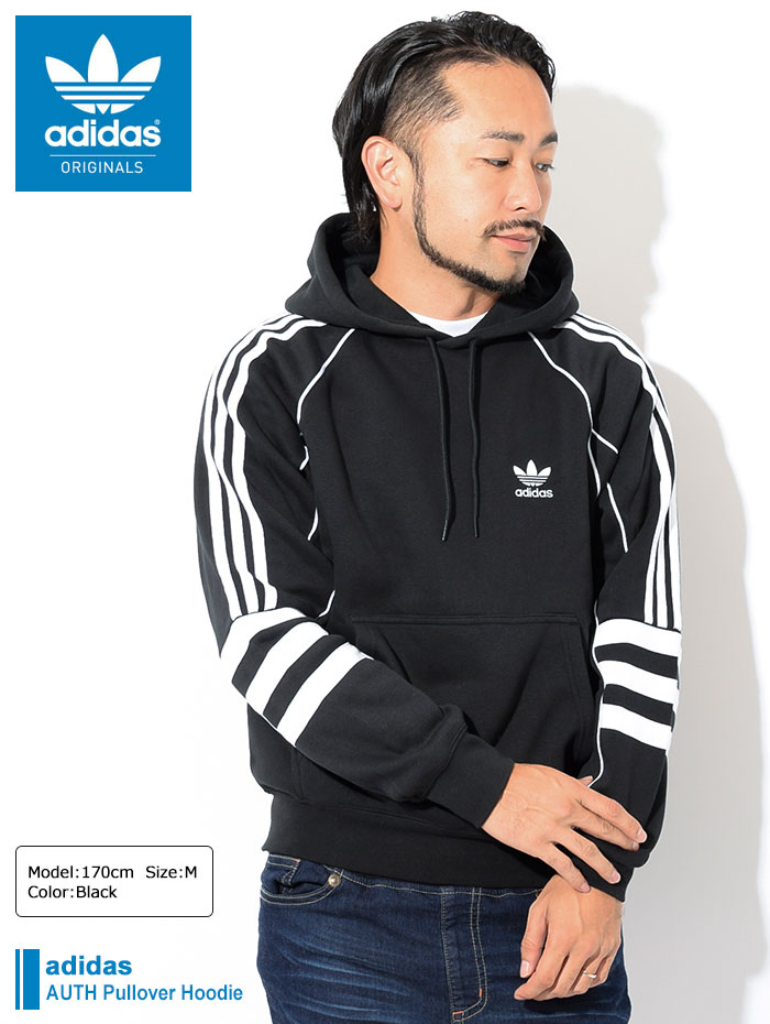 adidasアディダスのパーカー AUTH Pullover Hoodie01