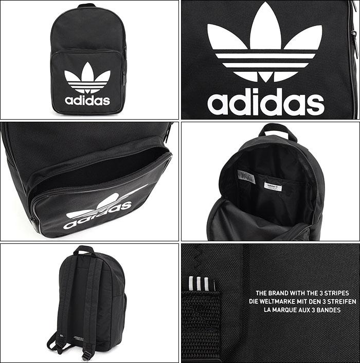 adidasアディダスのリュック 19SS Trefoil Classic Backpack07