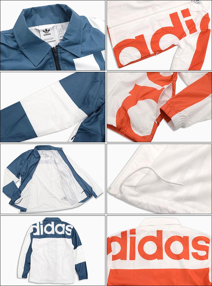adidasアディダスのジャケット Big ADI Windbreaker05