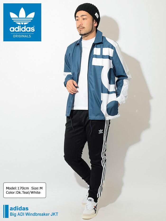 adidasアディダスのジャケット Big ADI Windbreaker01