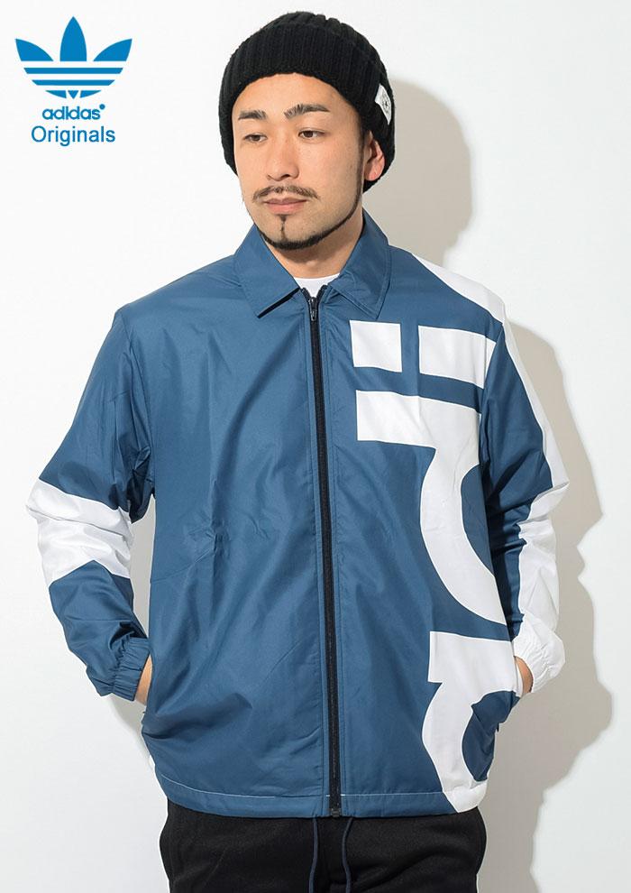 adidasアディダスのジャケット Big ADI Windbreaker02