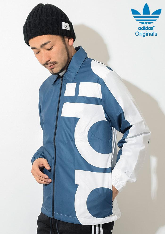 adidasアディダスのジャケット Big ADI Windbreaker03
