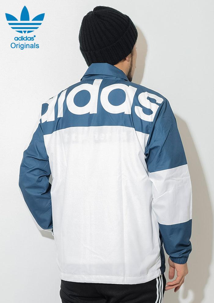 adidasアディダスのジャケット Big ADI Windbreaker04
