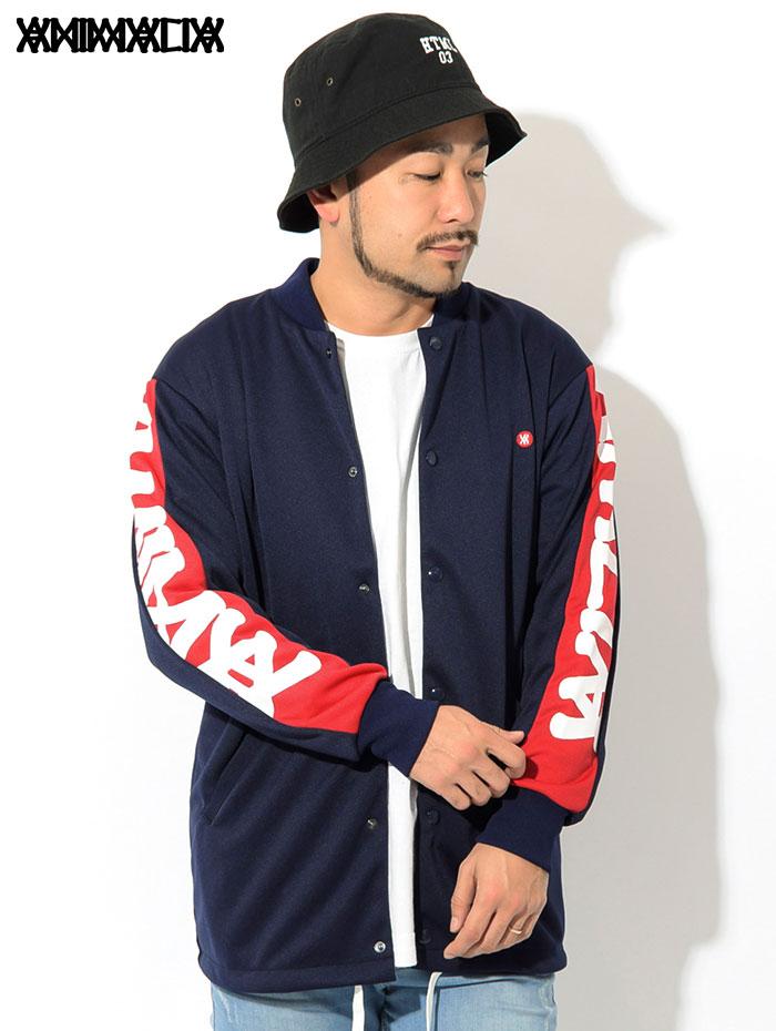ANIMALIAアニマリアのジャケット Misfit Jogging02