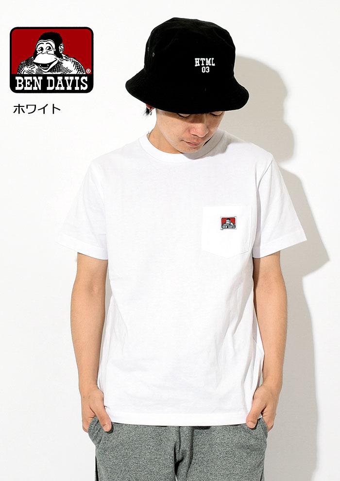 BEN DAVISベンデイビスのTシャツ Pocket04