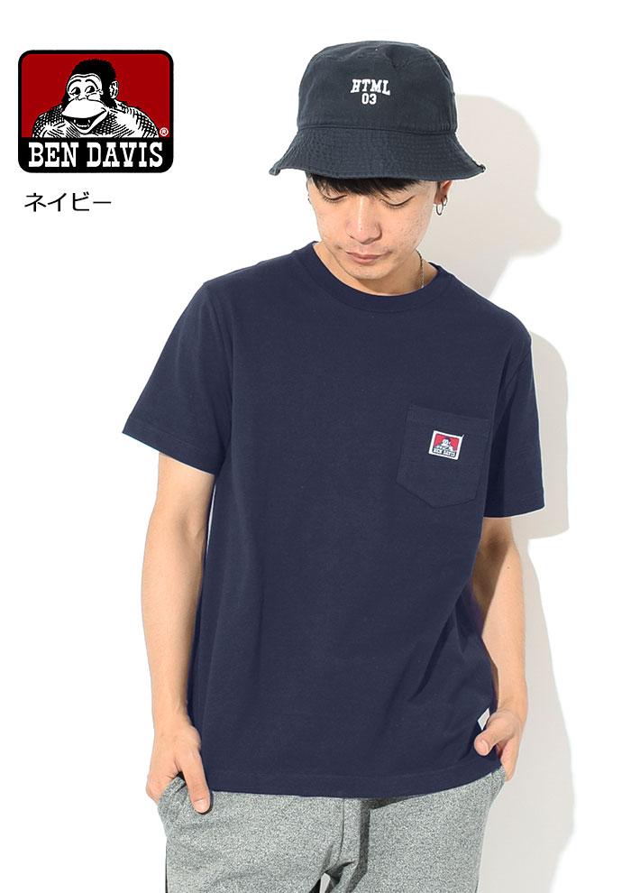 BEN DAVISベンデイビスのTシャツ Pocket06
