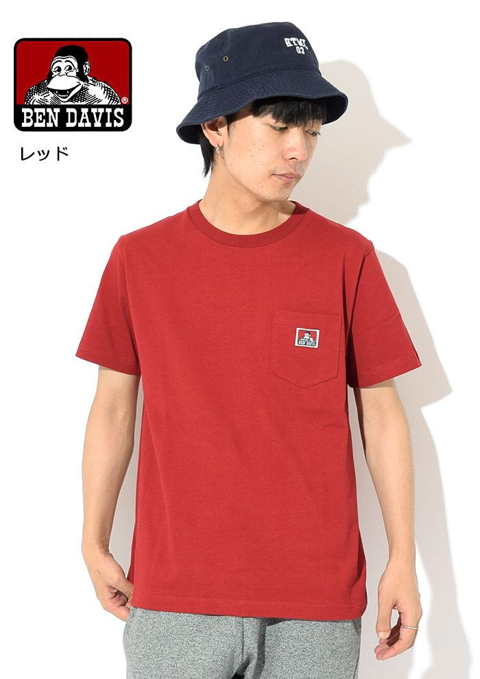 BEN DAVISベンデイビスのTシャツ Pocket07