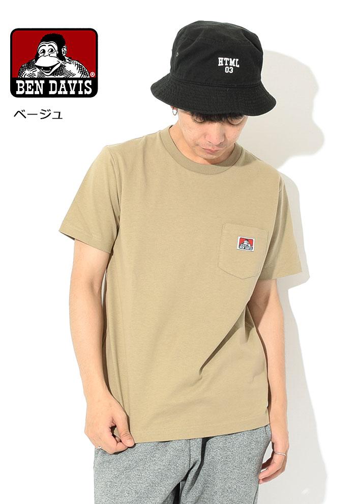 BEN DAVISベンデイビスのTシャツ Pocket08