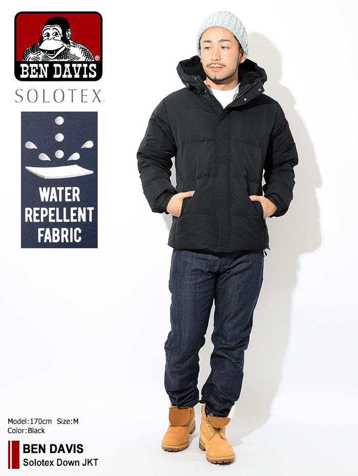 BEN DAVISベンデイビスのジャケット Solotex Down01