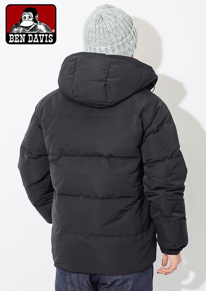 BEN DAVISベンデイビスのジャケット Solotex Down04