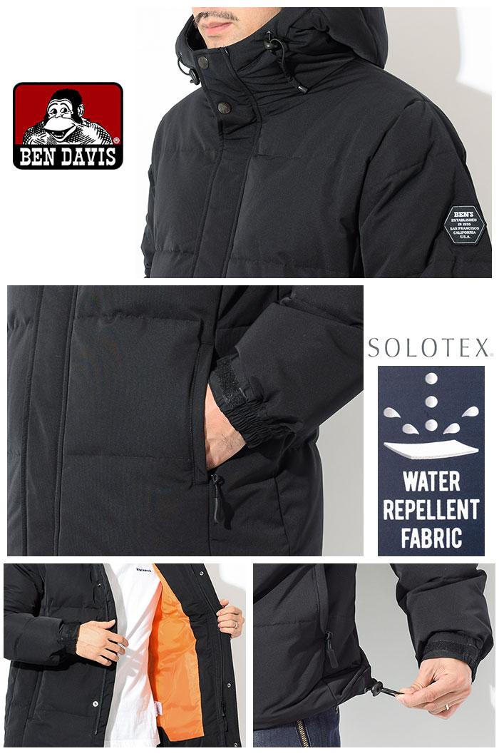 BEN DAVISベンデイビスのジャケット Solotex Down06