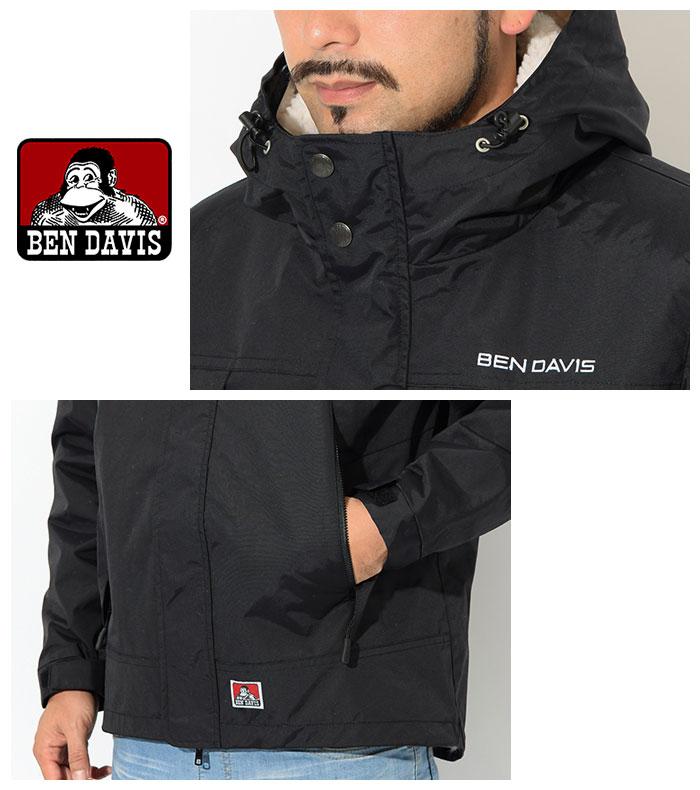 BEN DAVISベンデイビスのジャケット 3 Way Mountain Parka07