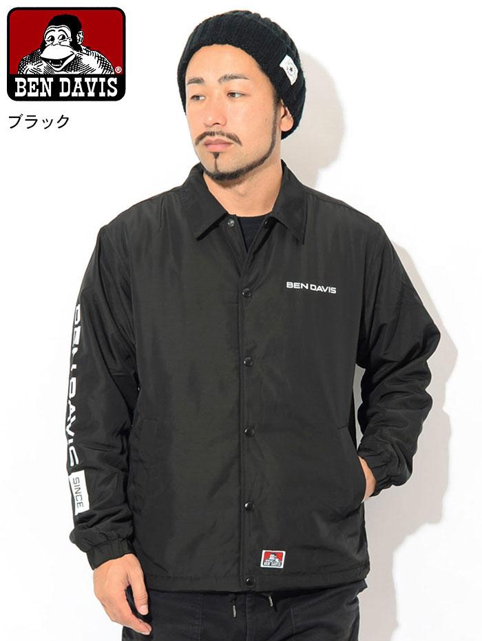 BEN DAVISベンデイビスのジャケット Warm Coaches02