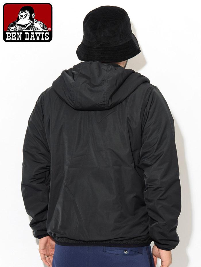 BEN DAVISベンデイビスのジャケット 2 Way Warm Parka03