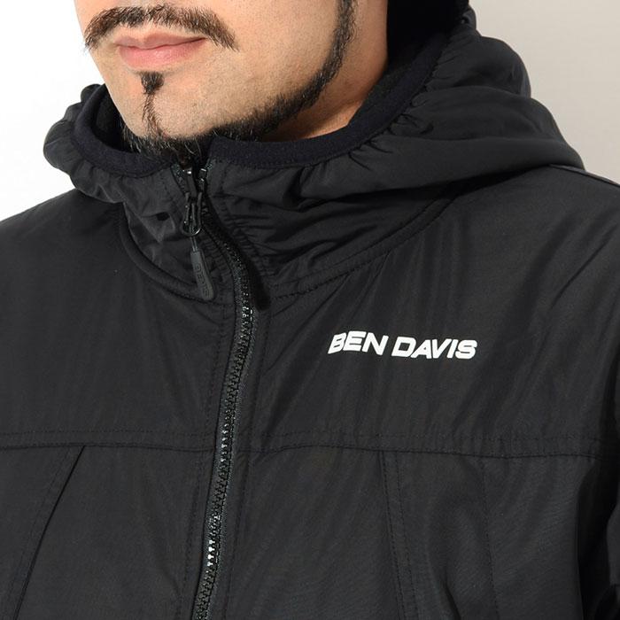 BEN DAVISベンデイビスのジャケット 2 Way Warm Parka04
