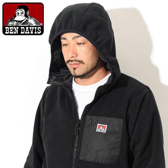 BEN DAVISベンデイビスのジャケット 2 Way Warm Parka07