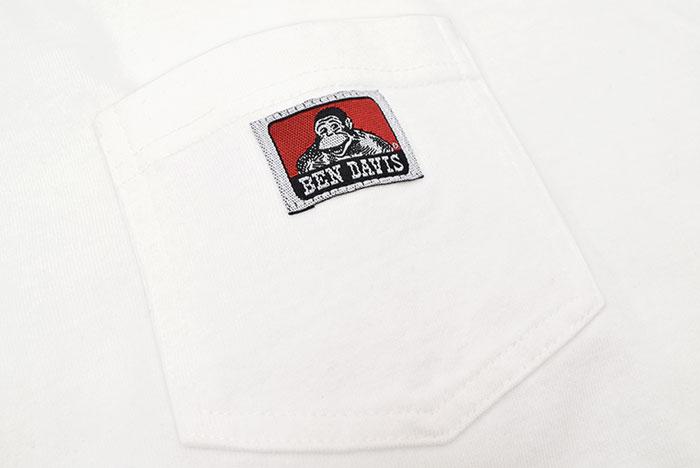 BEN DAVISベンデイビスのTシャツ Pocket12