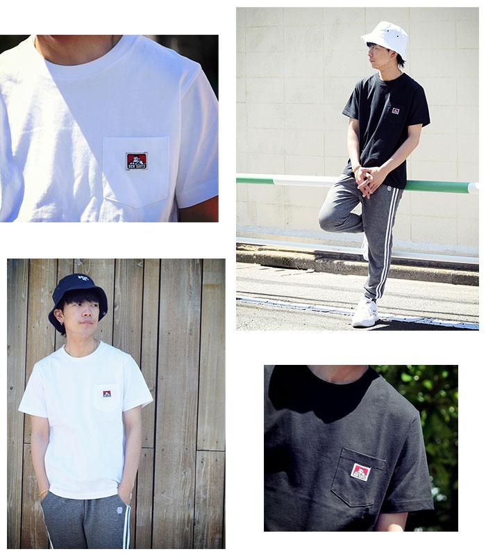 BEN DAVISベンデイビスのTシャツ Pocket02