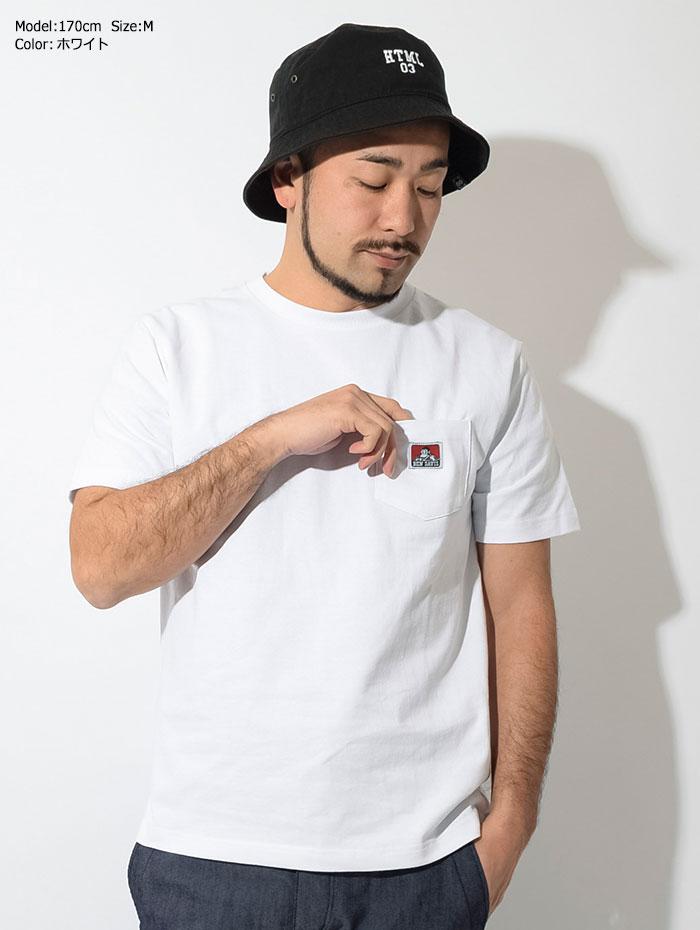 BEN DAVISベンデイビスのTシャツ Pocket03