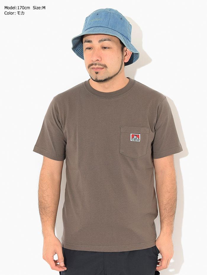 BEN DAVISベンデイビスのTシャツ Pocket05