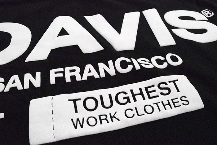 BEN DAVISベンデイビスのTシャツ Wide Footballer11