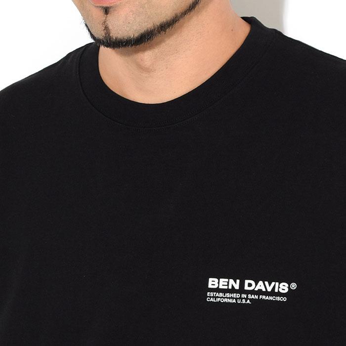 BEN DAVISベンデイビスのTシャツ Wide Footballer04