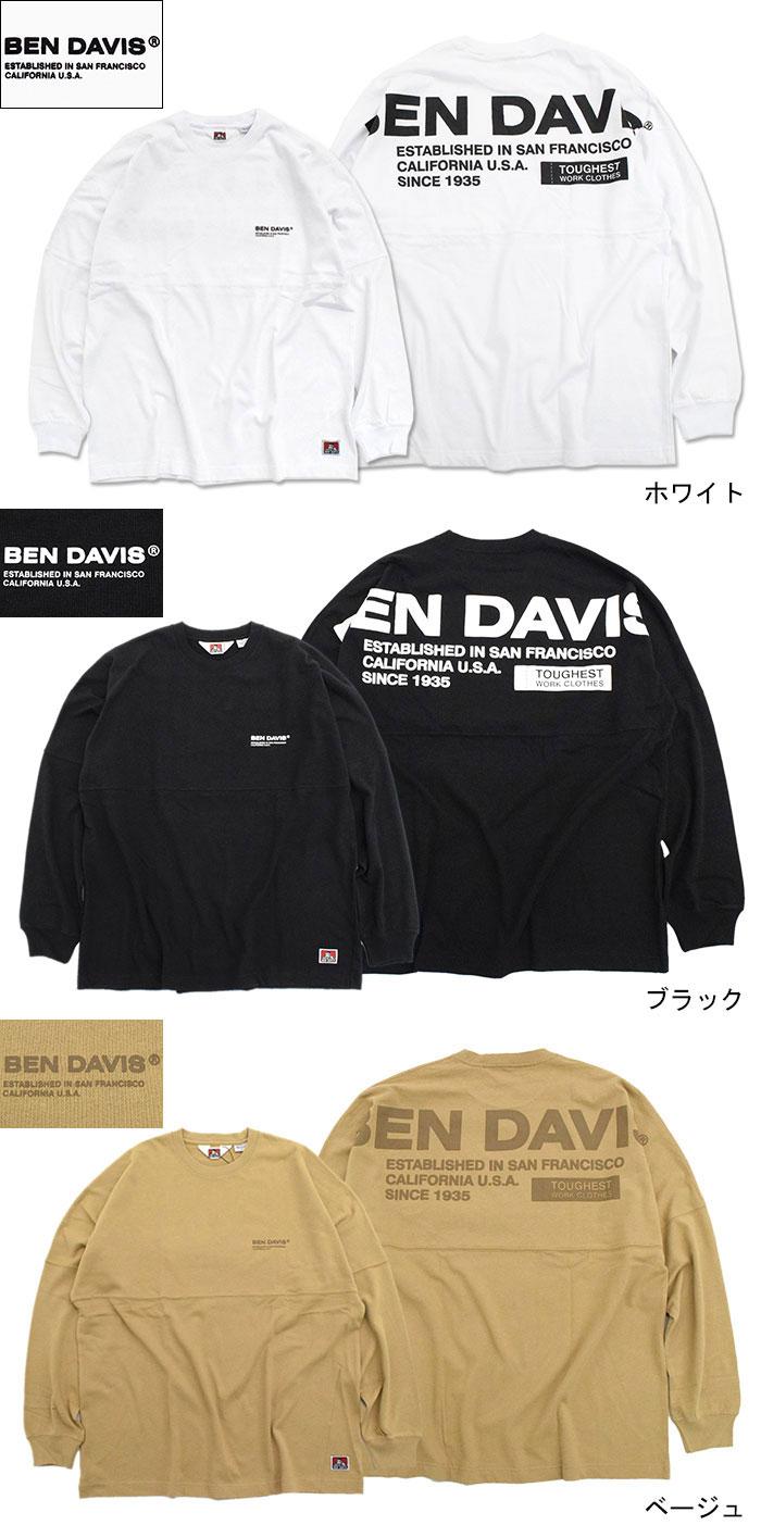 BEN DAVISベンデイビスのTシャツ Wide Footballer05