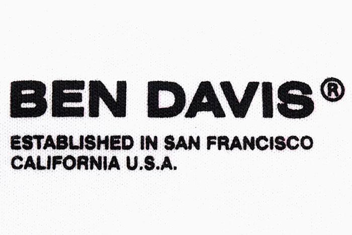 BEN DAVISベンデイビスのTシャツ Wide Footballer06