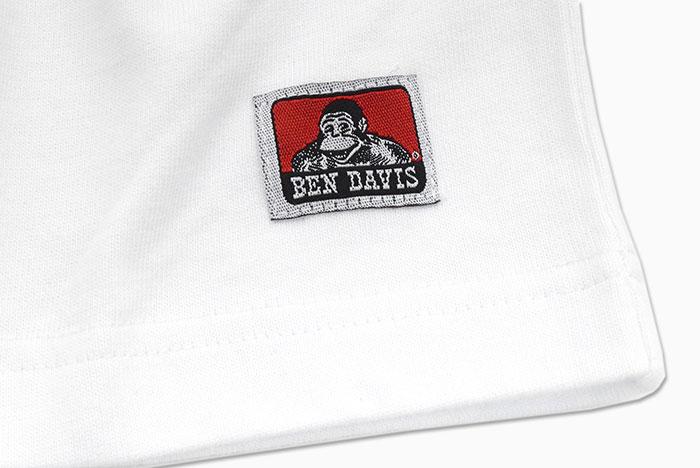 BEN DAVISベンデイビスのTシャツ Wide Footballer08