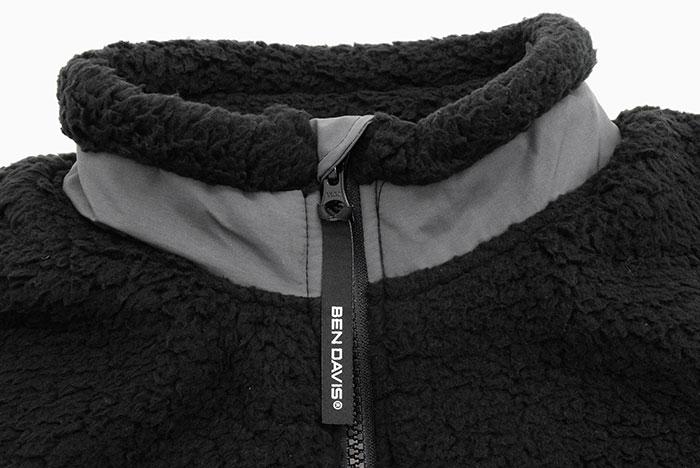 BEN DAVISベンデイビスのジャケット Soft Boa06