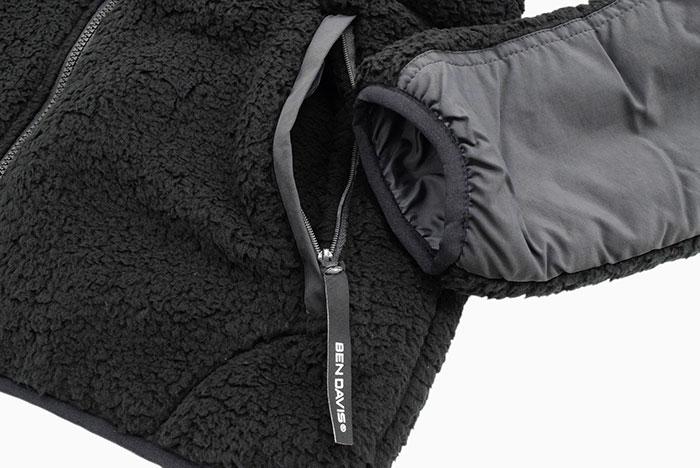 BEN DAVISベンデイビスのジャケット Soft Boa09